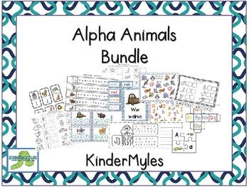 Alpha Animals BUNDLE