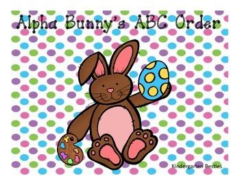 Alpha Bunny's Abc Order