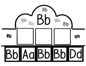 Alphabet Crown -- Bb
