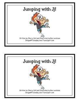 AlphaToons Guided Reader: Jumping with Jj!