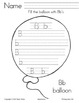 Alphabasics -- Homework For All 26 Letters