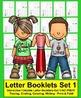 Alphabet Booklets BUNDLE: 78 Foldable Letter Books NO PREP!