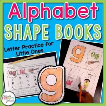 Alphabet Books Lowercase Letters