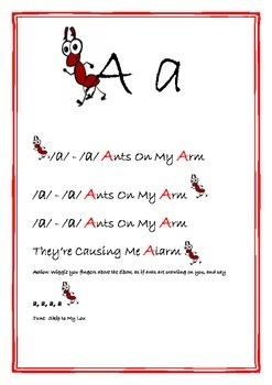 Alphabet A - Z