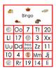 Alphabet 36 Different Bingo Cards Numbers 1 to 20 Quarter