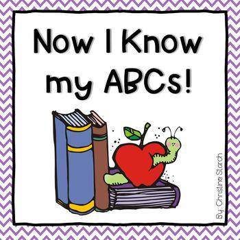 Now I Know my ABCs!