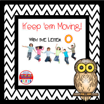 Alphabet Activities - Letter of the Week Bundle for the Letter O