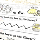 Alphabet Activity Book, Letter of the Week
