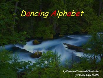 Alphabet Animated Sing Along