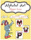 Alphabet Art Upper Case Beginning Sounds