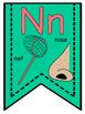 Alphabet Banners Mint