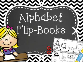 Alphabet Beginning Sound Flip Books