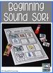 Alphabet Beginning Sound Sort