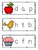 Alphabet Beginning Sounds Match