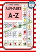 Back To School - Alpha Birth Weather Calendar Colour Numbe