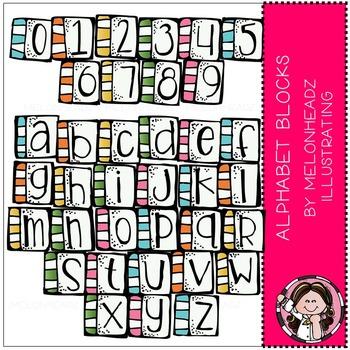 Melonheadz: Alphabet Blocks COMBO PACK
