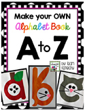 Alphabet Book - Lowercase