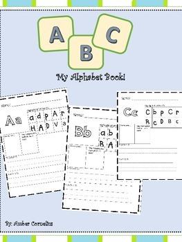 My Alphabet Book!