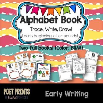Beginning Letter Sounds Kindergarten Workbook
