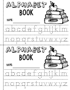 Alphabet Book: Emergent Reader