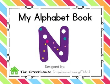 Alphabet Book- Letter N