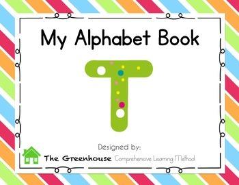 Alphabet Book- Letter T