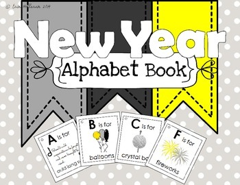 Alphabet Book - New Year
