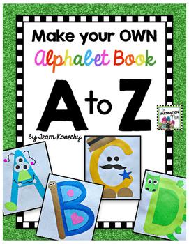 Alphabet Book - Uppercase