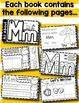 Alphabet Books --- Interactive ABC Mini-Books for Every Le