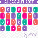 Alphabet - Bright Letters