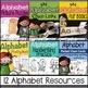Back to School Alphabet Bundle of Activities