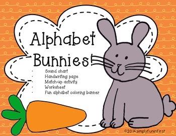 Alphabet Bunnies!