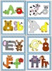 Alphabet CHARACTER Word Wall Cards, Wall display, Flash Ca