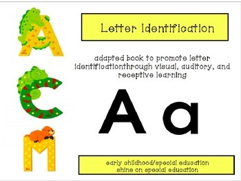 Leter Identification with Visuals/Autism
