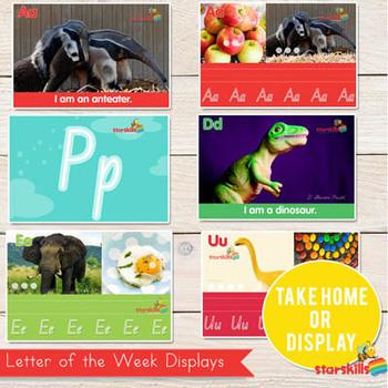 Alphabet Cards {78}
