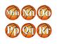 Alphabet Cards - Basketball Theme