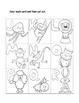 Alphabet Flash Cards to Color-Cut-Learn  ABC Flash Cards B