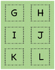 Alphabet Cards Uppercase and Lowercase Letters