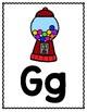 Alphabet Cards- White Background