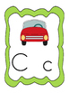 Alphabet Cards for Word Wall and Phonics practice