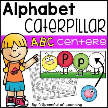 Alphabet Caterpillar Center