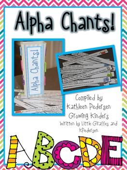 Alphabet Chants!