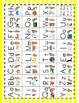 Alphabet Chart Letters & Signs (NG Cengage Version) {Yello