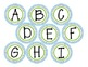 Alphabet Classroom Library Labels