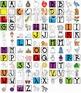 Alphabet Clip Art Download