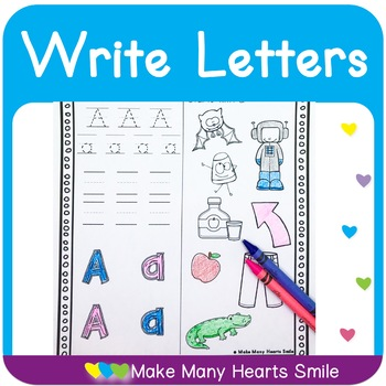 Writing Letters Worksheets