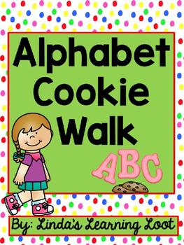 Alphabet Cookie Walk