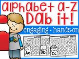 Alphabet Dab It!