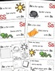 Letter S Alphabet Emergent Reader and Cut and Paste Activi