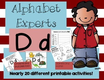 Alphabet Experts Dd